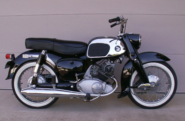 For Sale: 1964 Honda Dream CA95 150cc