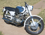 For Sale: 1963 Honda Superhawk CB77
