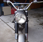 For Sale: 1967 Honda Superhawk CB77