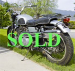 For Sale: 1963 Honda Scrambler CL77