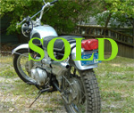 For Sale: 1967 Honda Scrambler CL77
