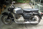 For Sale: 1961 Honda Dream CA77