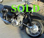 For Sale: 1965 Honda Dream, CA78
