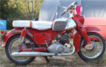 For Sale: 1964 Honda Benly 150, CA95