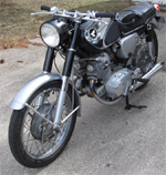 For Sale: 1967 Honda Superhawk