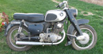 For Sale: 1966 Honda Dream