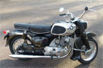 For Sale: 1964 Honda Dream