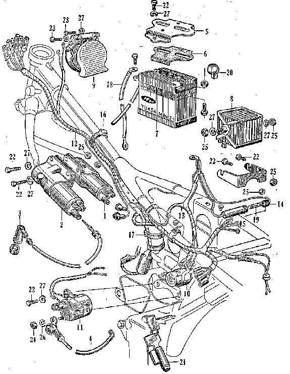 f 16 wire harness honda cb77 wiring diagram wiring diagrams  at gsmx.co