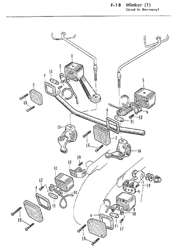 Honda 305 Shop Manual